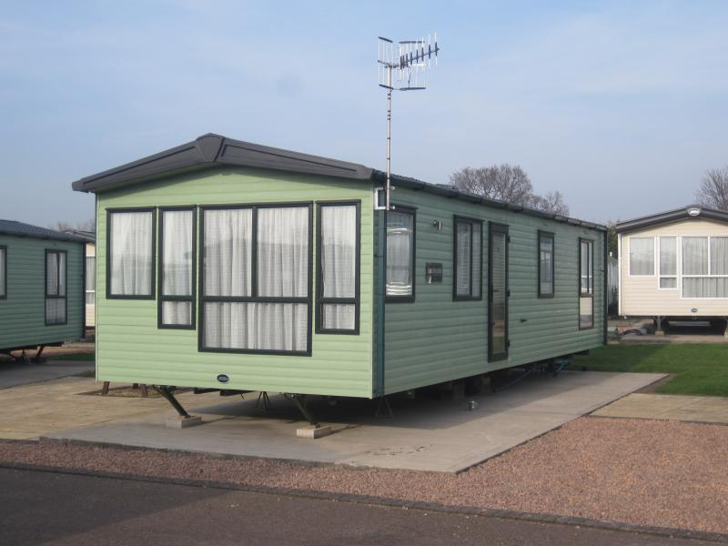 Luxury 2 Bedroom Caravan
