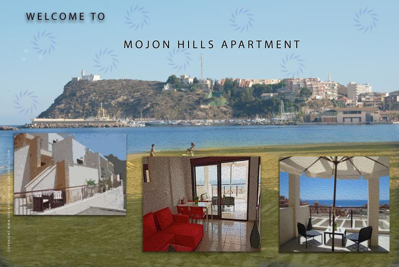 Luxury Apartment in Mojon Hills- Isla Plana- Cartagena - Spain