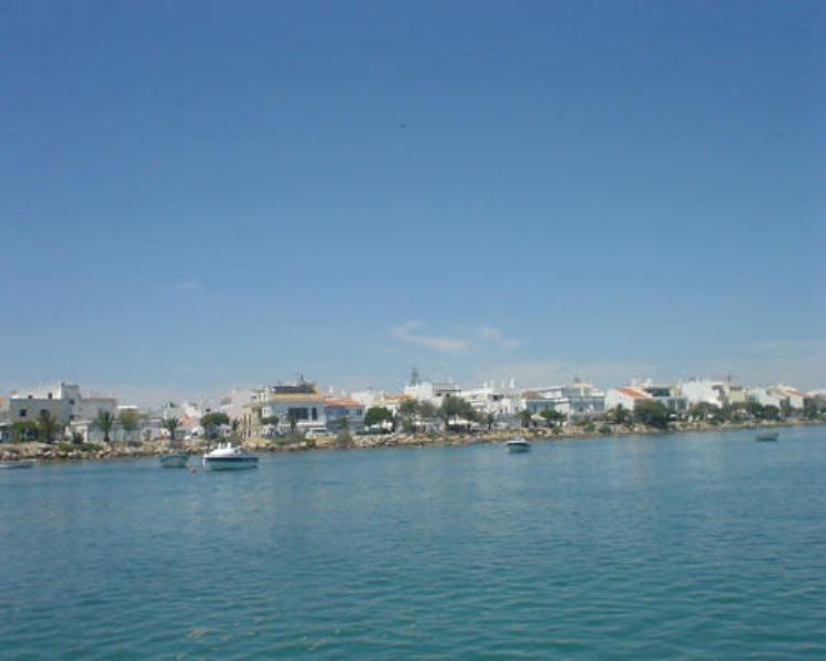 Cabanas village