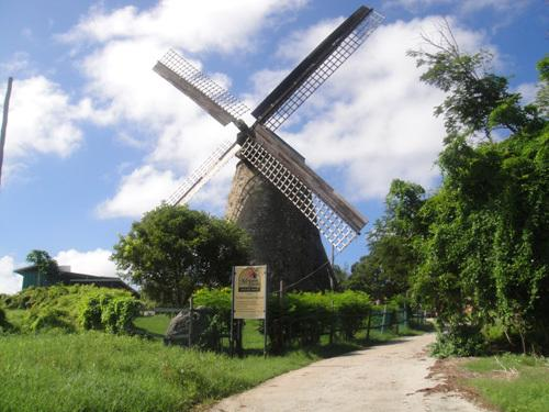 Morgan Lewis Historic Sugar Cane Windmill