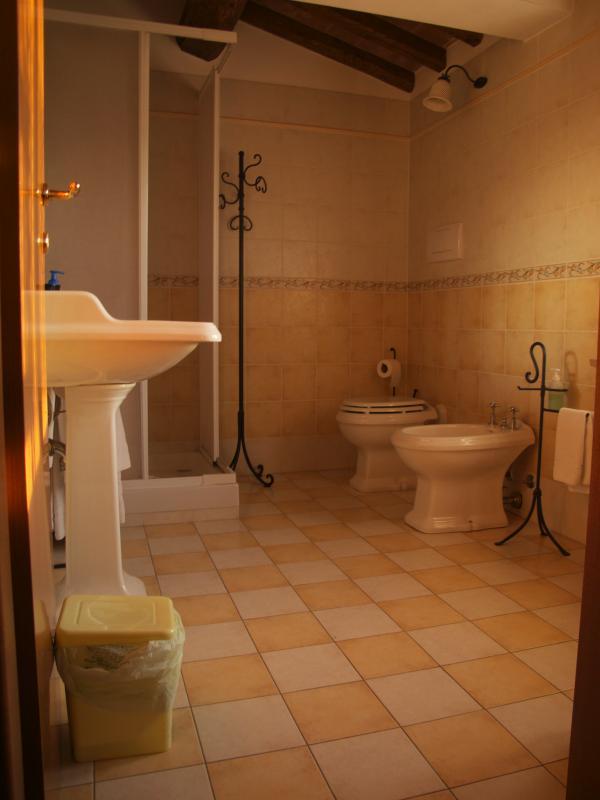 bagno della camera mirtillo
