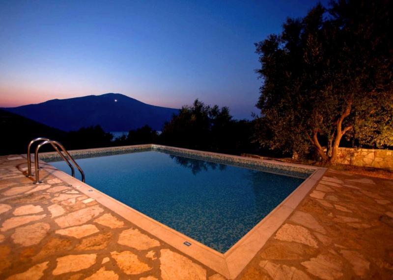 sunrise at the pool (Arethusa)