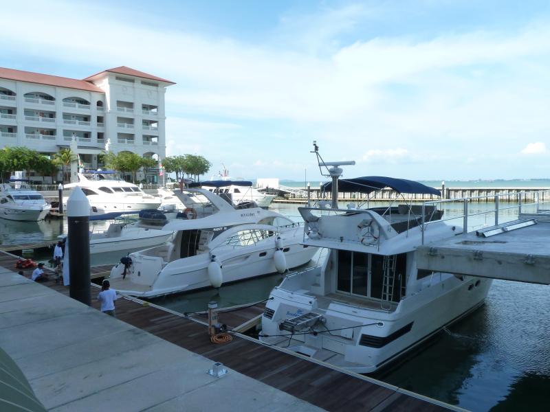 Mediterranean Styled Marina