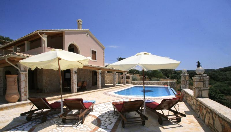 Villa Angelina, vacation rental in Corfu