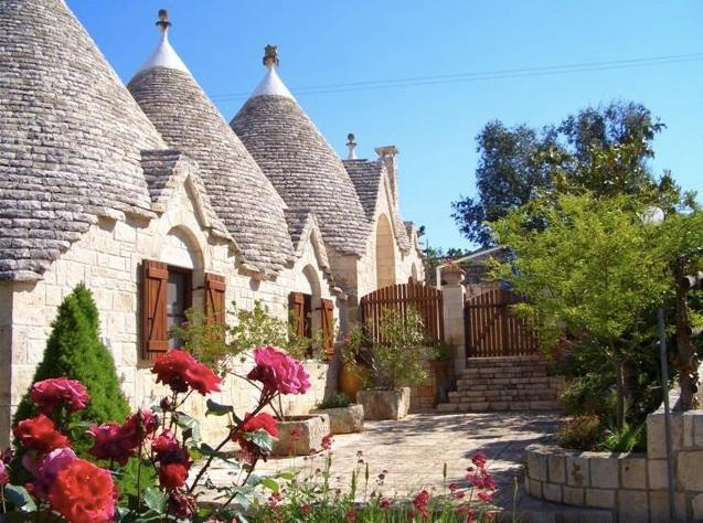 TRULLO LAVANDA - I SETTE CONI, holiday rental in Cisternino