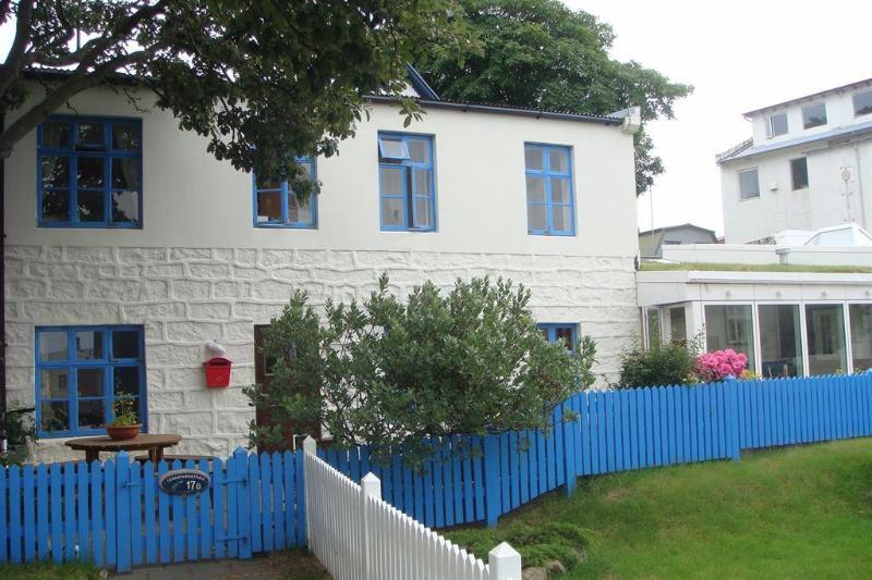 Gemütliches Haus in der Innenstadt von Reykjavik