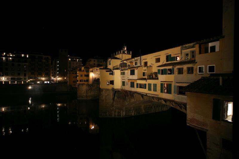 Florenz: die alte Brücke