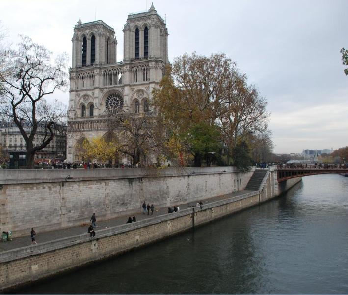 appartement à 150 m de Notre Dame