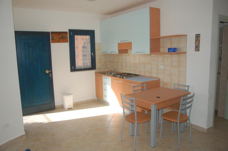 living room with kitchenette, 1 views