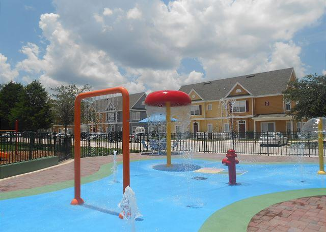 Kids Splash Pad