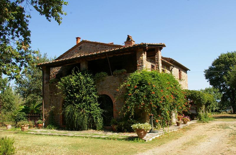 Agriturismo La Selvaccia, holiday rental in Ambra
