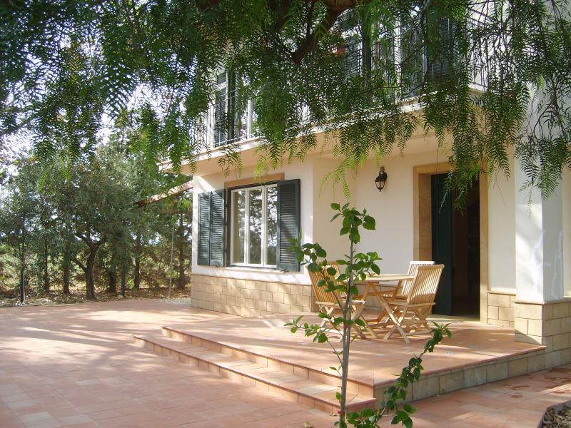 Casa Belice di Mare, location de vacances à Marinella di Selinunte