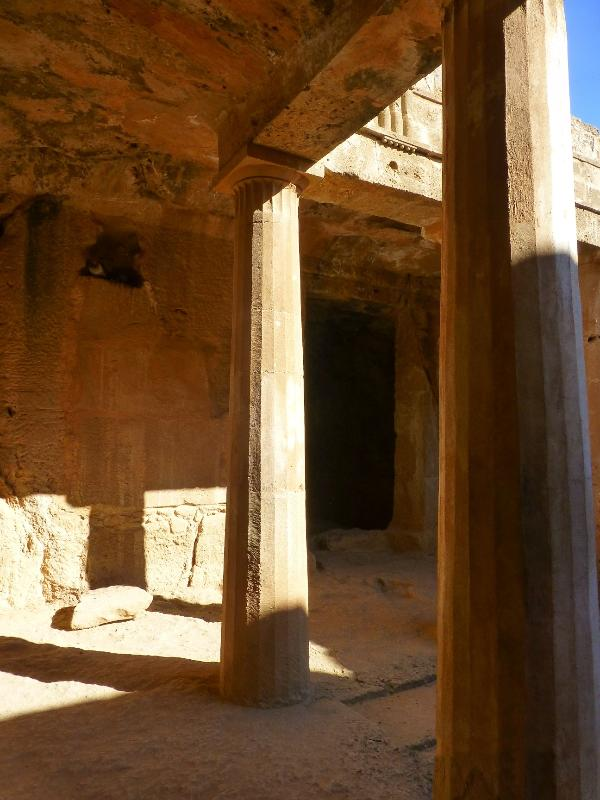Kings Tombs, Pafos
