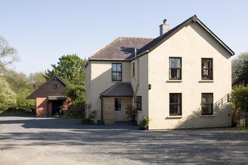 Pencwm Farmhouse