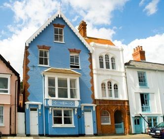 Orlando, casa vacanza a Aldeburgh