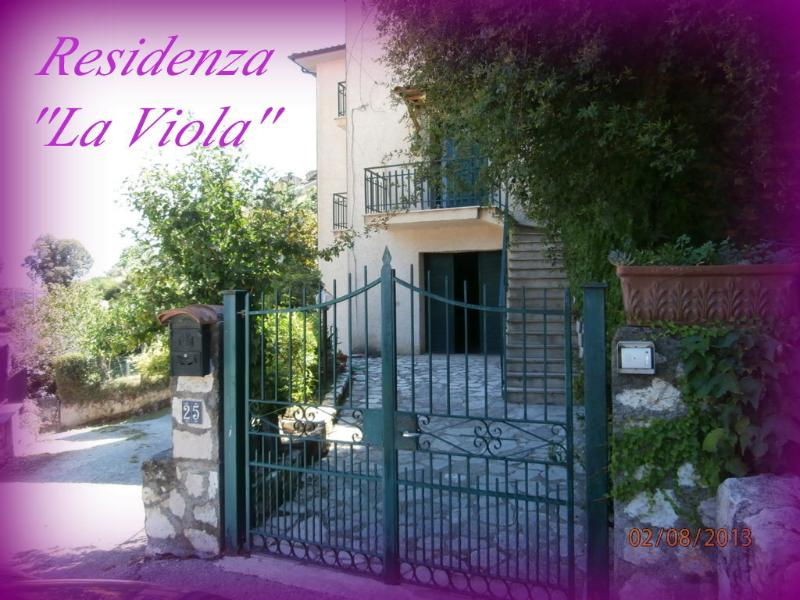 Residenza La Viola, alquiler vacacional en Castelnuovo di Farfa