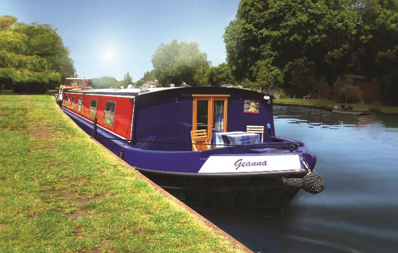 Boat Geanna, holiday rental in Knowl Hill