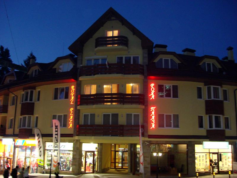 Royal Plaza, vacation rental in Borovets