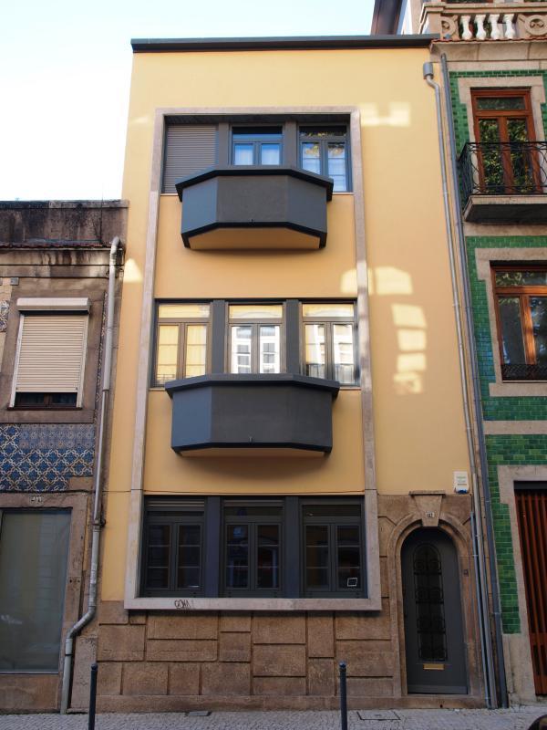 fachada principal da casa