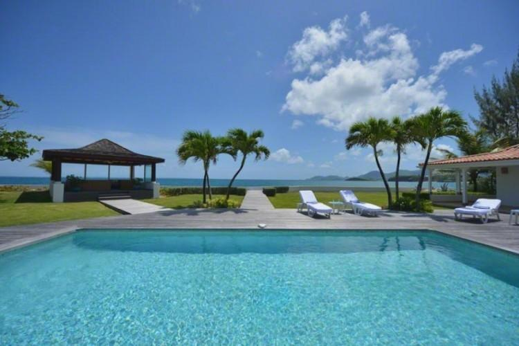 **PLEASE ASK ABOUT OUR SPECIAL OFFERS** Casa Cervo - Baie Rouge 4 Bedrooms, holiday rental in Sint Maarten