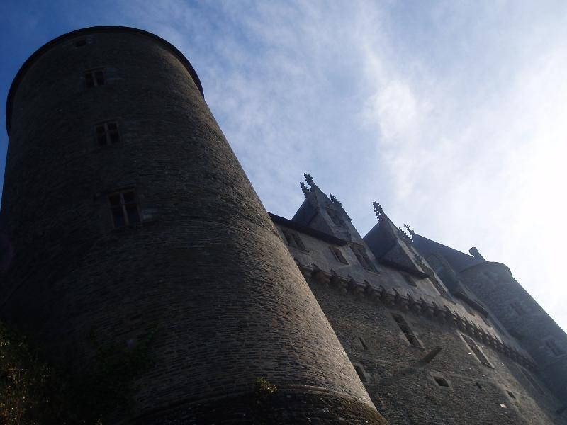 Magical Castle at Josselin, 45 mins from Plumstone Cottage