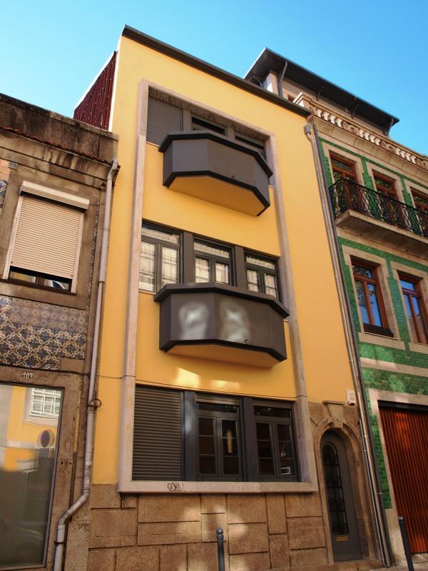 fachada principal Rua do Rosário