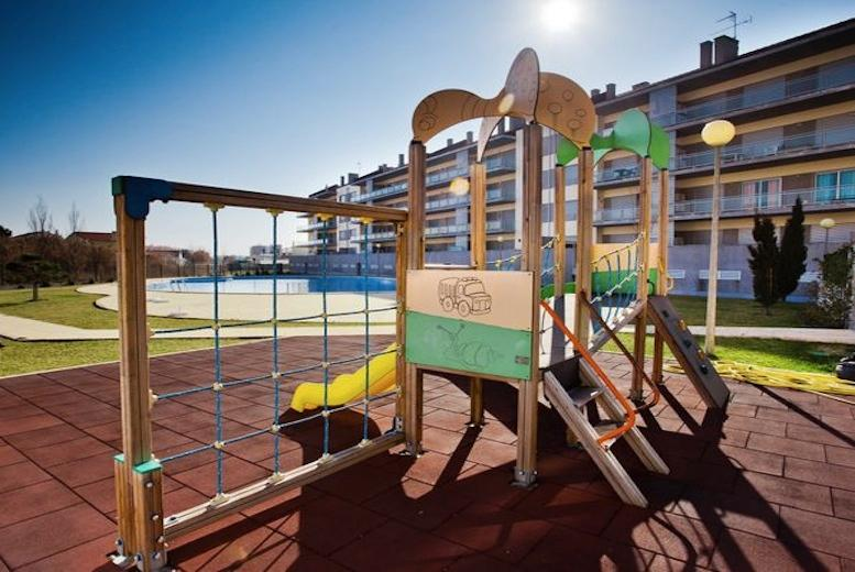 Sao Martinho do Porto Bayside resort children's play area