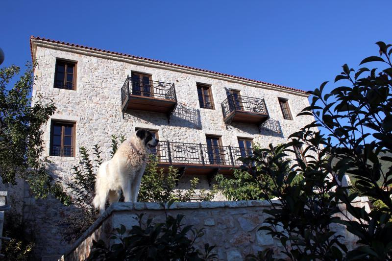 VILLA VAGER, holiday rental in Arkadia Region