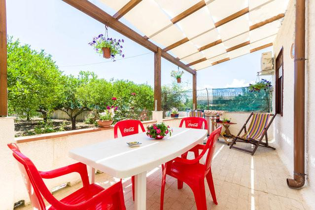 La Tonnelle, holiday rental in Trapani