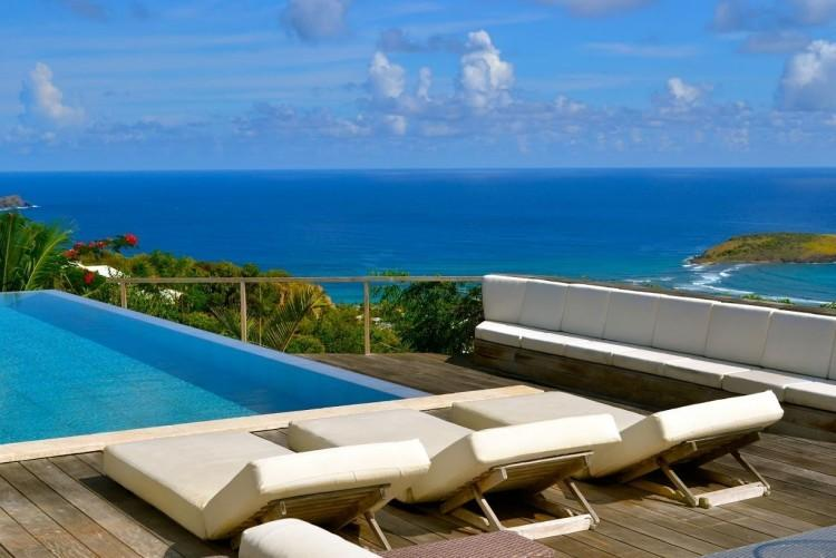 **SPECIAL OFFERS ON SELECTED WEEKS** Villa Ted - Ocean Views - 2 Bedrooms, vacation rental in Gustavia