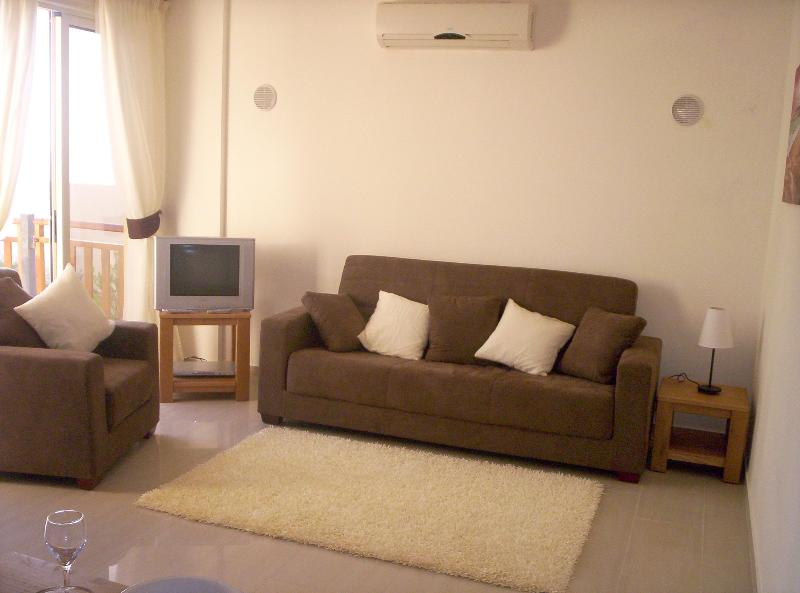 Spacious and comfortable Sat TV and Lounge Area
