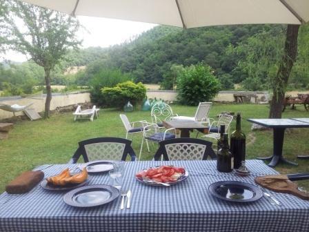 Poderuzzo B&B, holiday rental in Bivigliano
