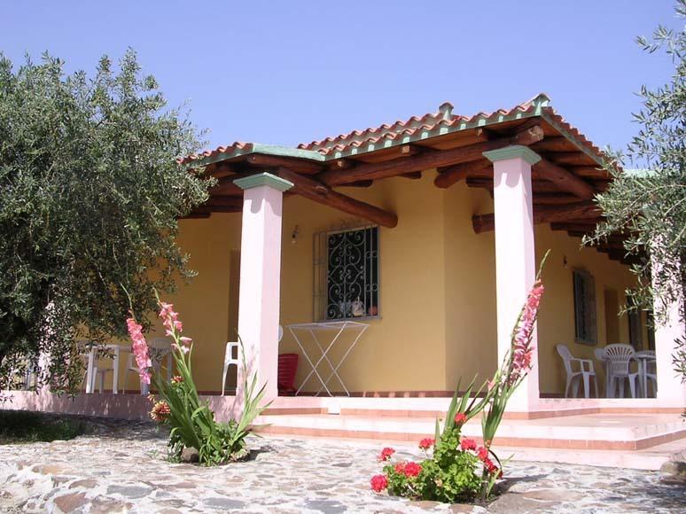 Portico- veranda