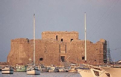Paphos Harbour - popular, atmospheric and lots to do.