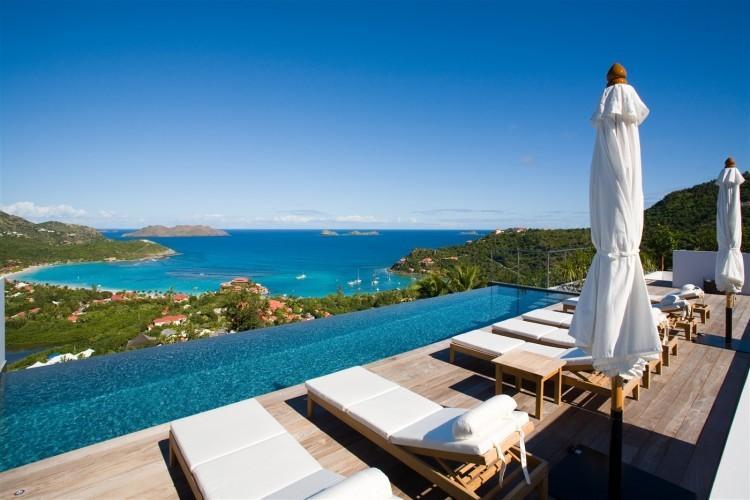 **SPECIAL OFFERS ON SELECTED WEEKS ** Isabella - Ocean Views - 4 Bedrooms, vacation rental in St. Jean