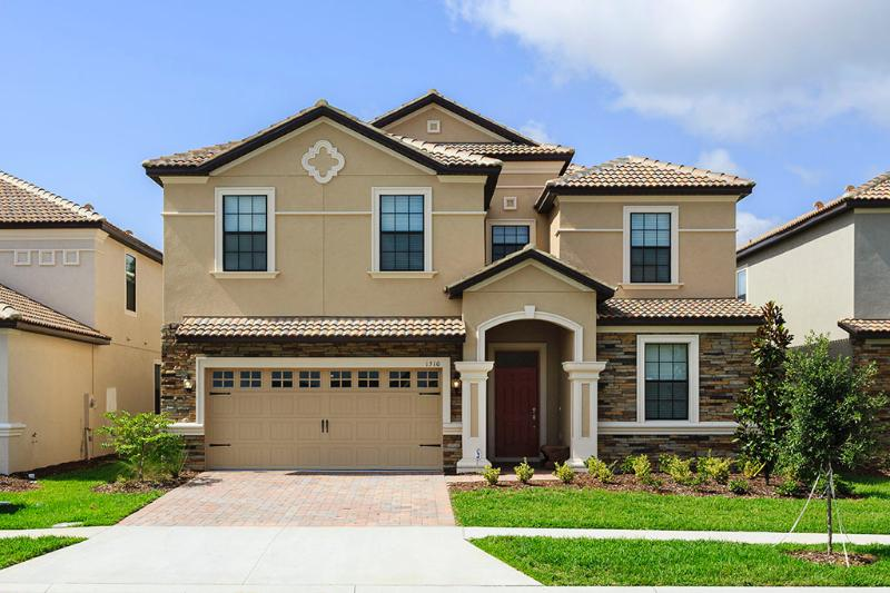 Modern New Fantastic 8-Bed, Disney World, Golf Villa, South Facing Extended Pool, Home Theatre PS4