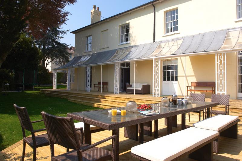 Springfield House, Lyme Regis, vacation rental in Lyme Regis