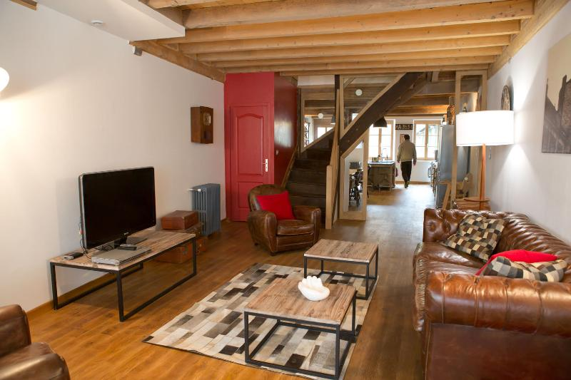 Au Pied du Rempart, vacation rental in Romenay