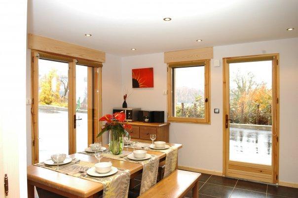Buqa cuisine/salle à manger
