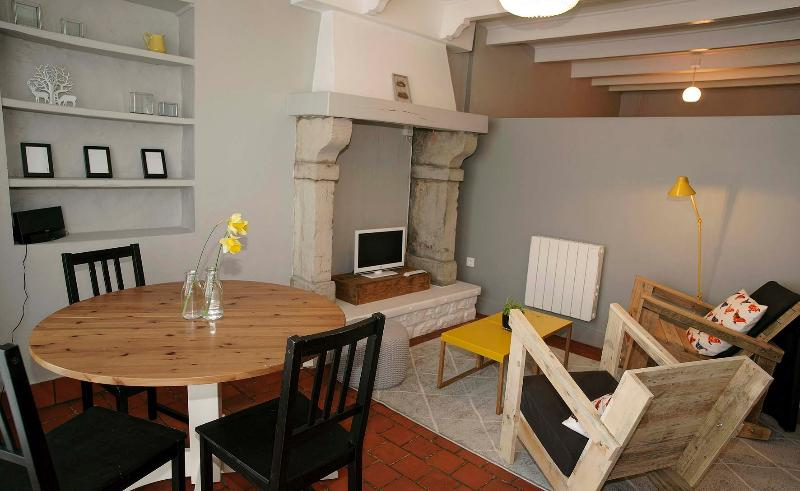 le caribou d'eva, holiday rental in Saint-Lo-d'Ourville