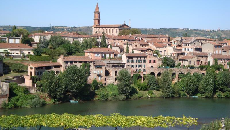The river at Albi
