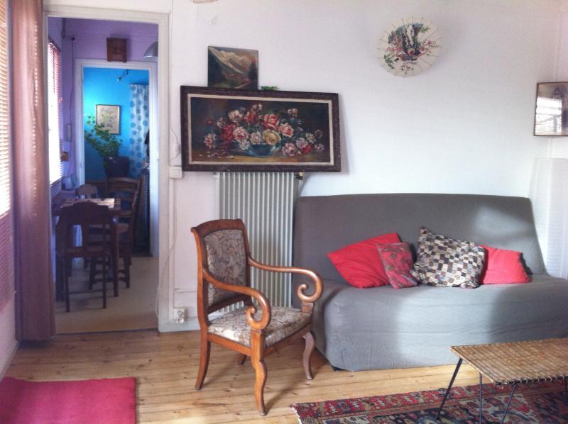 Maison du parc, holiday rental in Villemomble