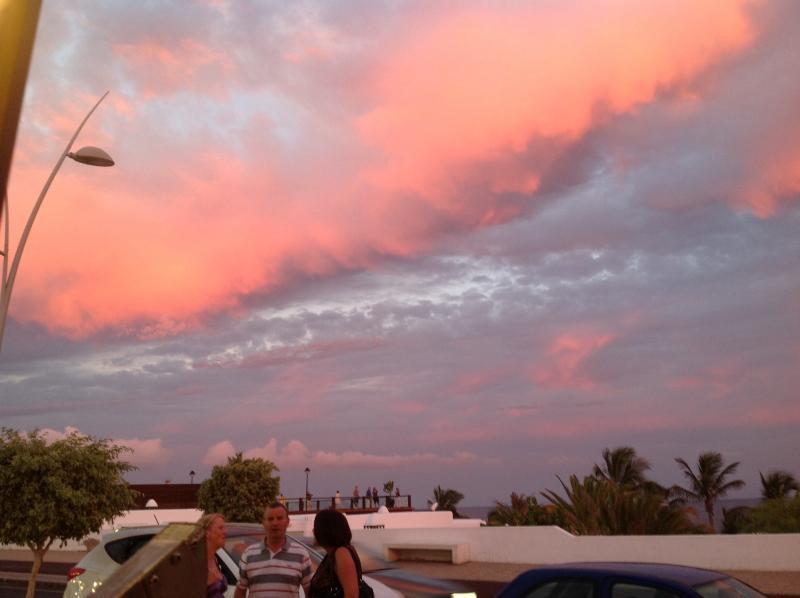 Beautiful Sky's