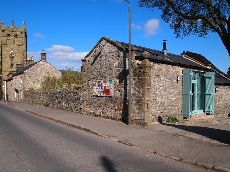 Old Vicarage Barn, vacation rental in Youlgreave