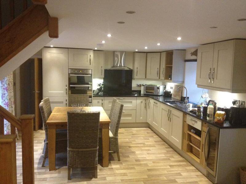 The Cottages sociable kitchen