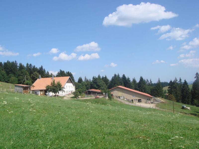 La ferme du sommet  Pouillerel, holiday rental in Murten