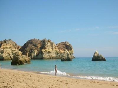 Stunning Alvor Beach only a 5 minute drive away