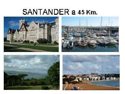 Santander a 45 Km