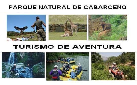 Parques Naturales, Parque de Cabárceno a 50Km y Turismo de Aventura en su naturaleza