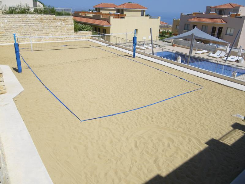 225 penthouse  - beach volleyball at the resort